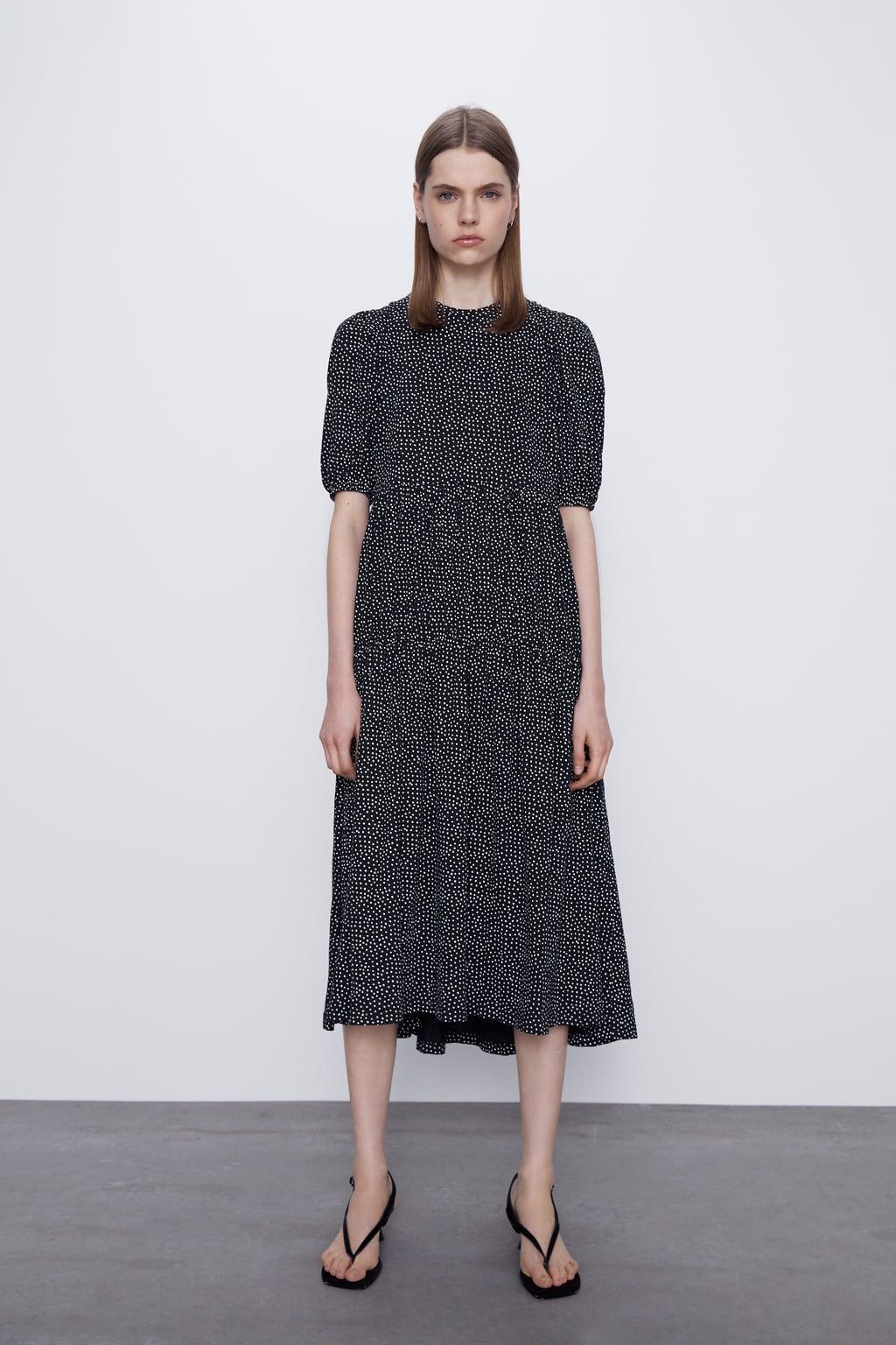 Отзыв на Платье с ОБОРКАМИ из Интернет-Магазина Zara