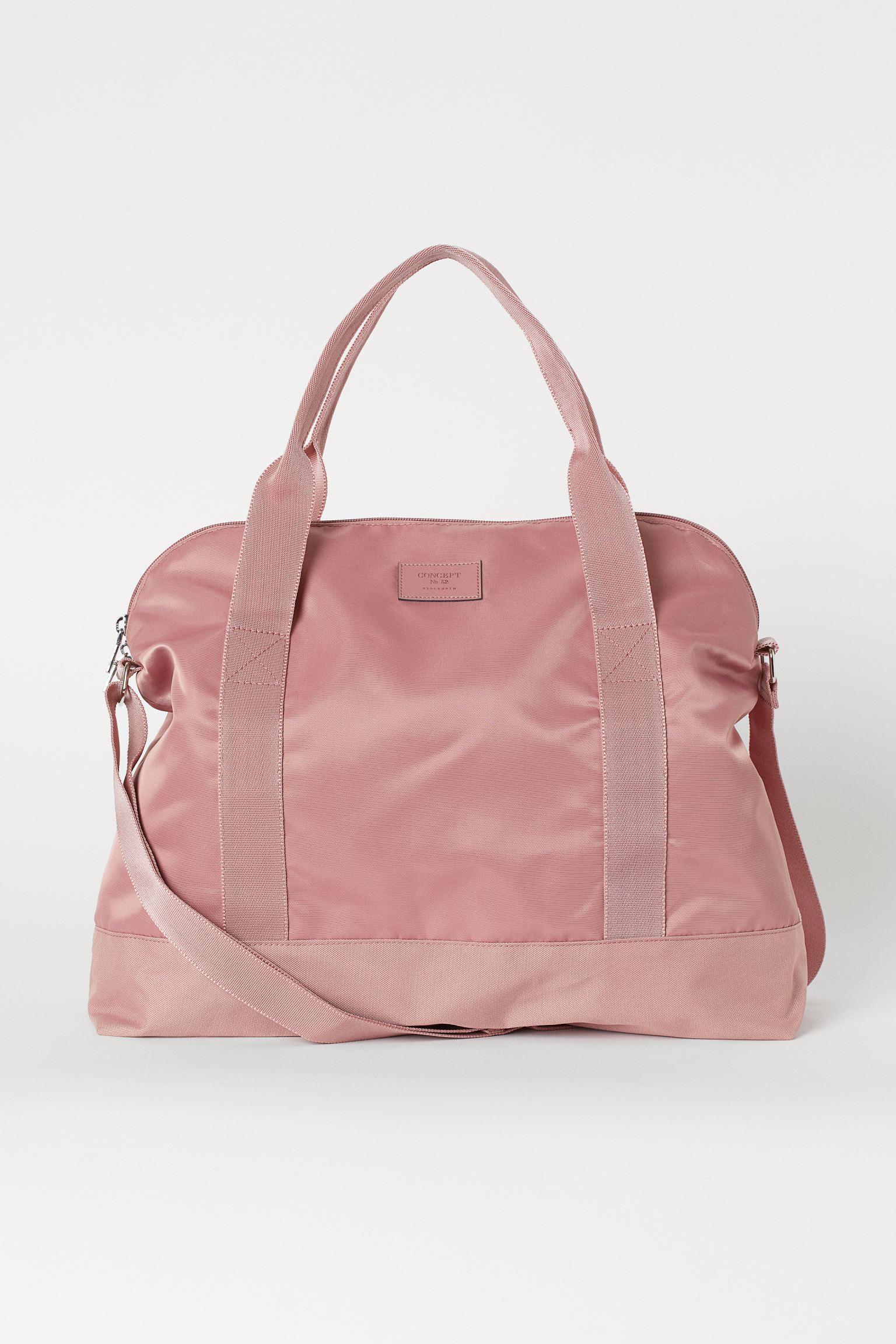Отзыв на Kleine Weekendbag из Интернет-Магазина H&M