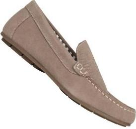Отзыв на LIVERGY Мокасины для мужчин Кожа слиперы Обувь Бежевый из Интернет-Магазина SportSpar