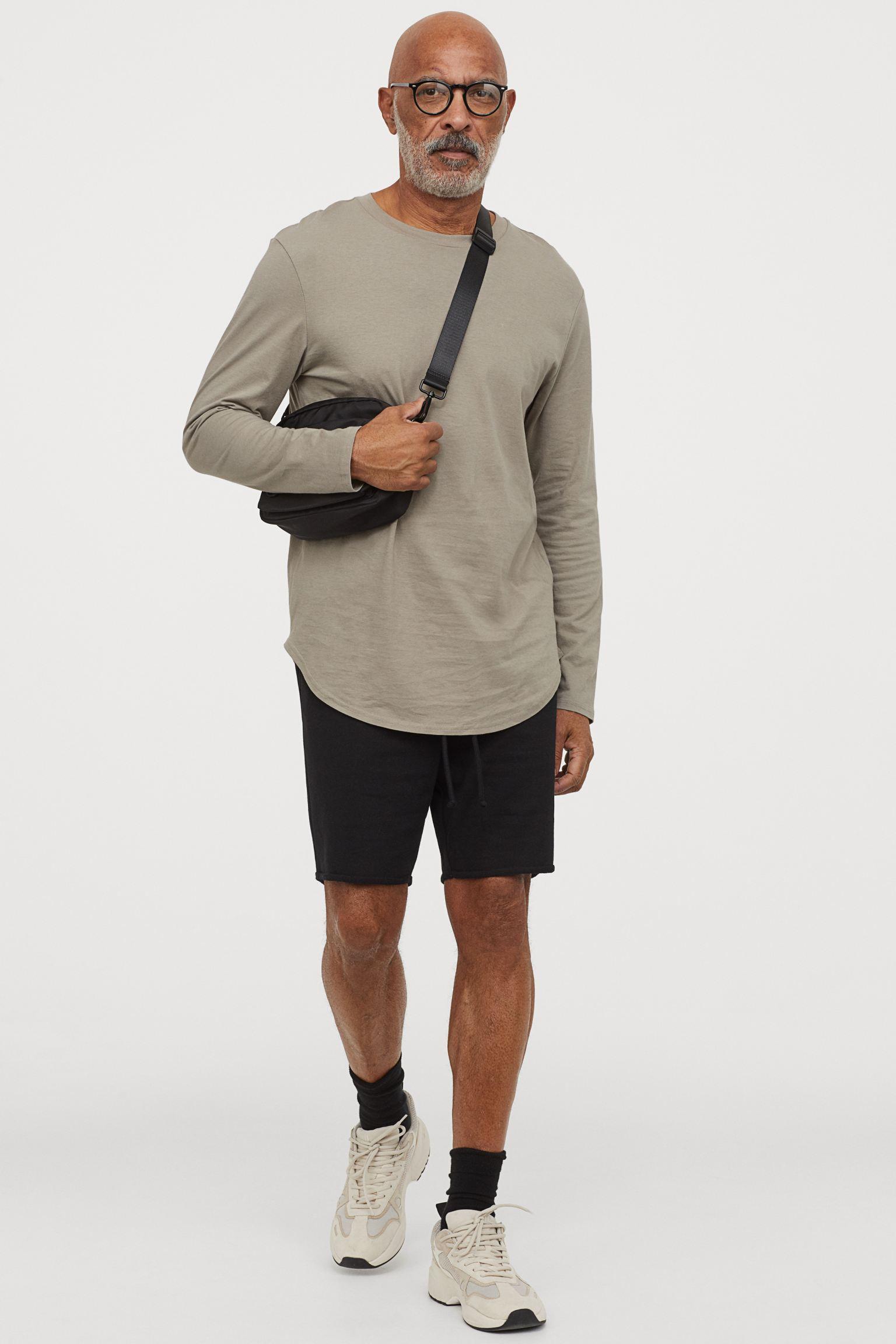 Отзыв на Спортивные шорты нормальные Fit из Интернет-Магазина H&M