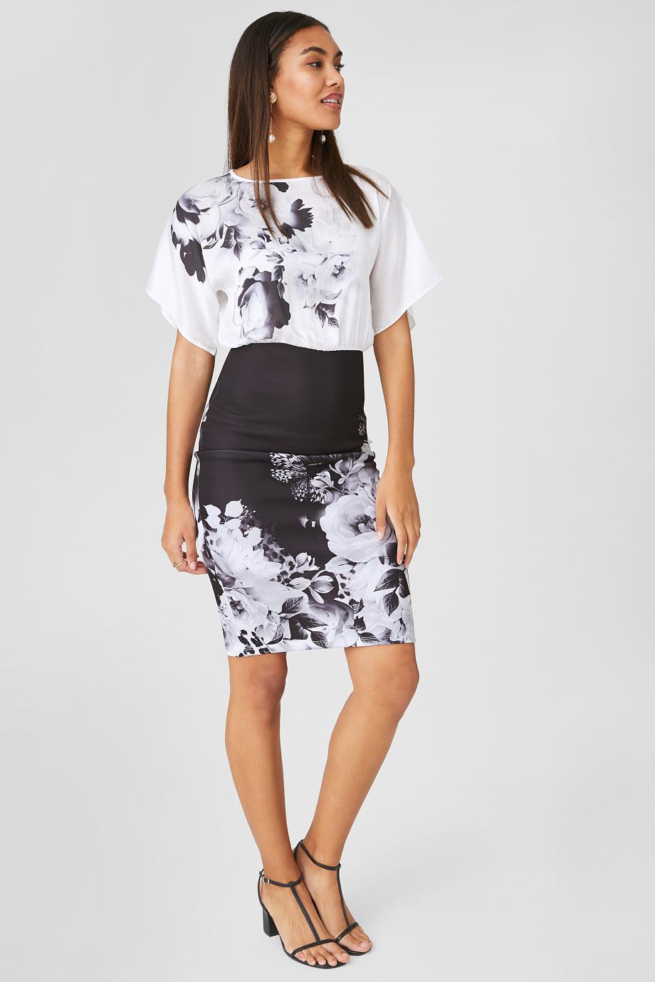 Отзыв на Липцы - Платье празднично из Интернет-Магазина C&A