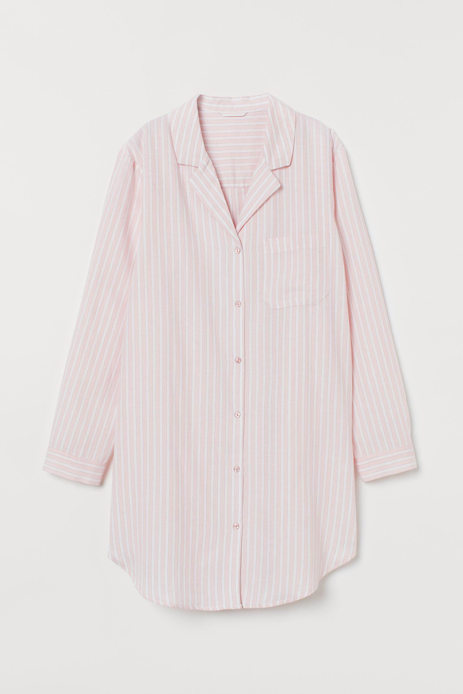 Отзыв на Ночная рубашка с Фланель из Интернет-Магазина H&M