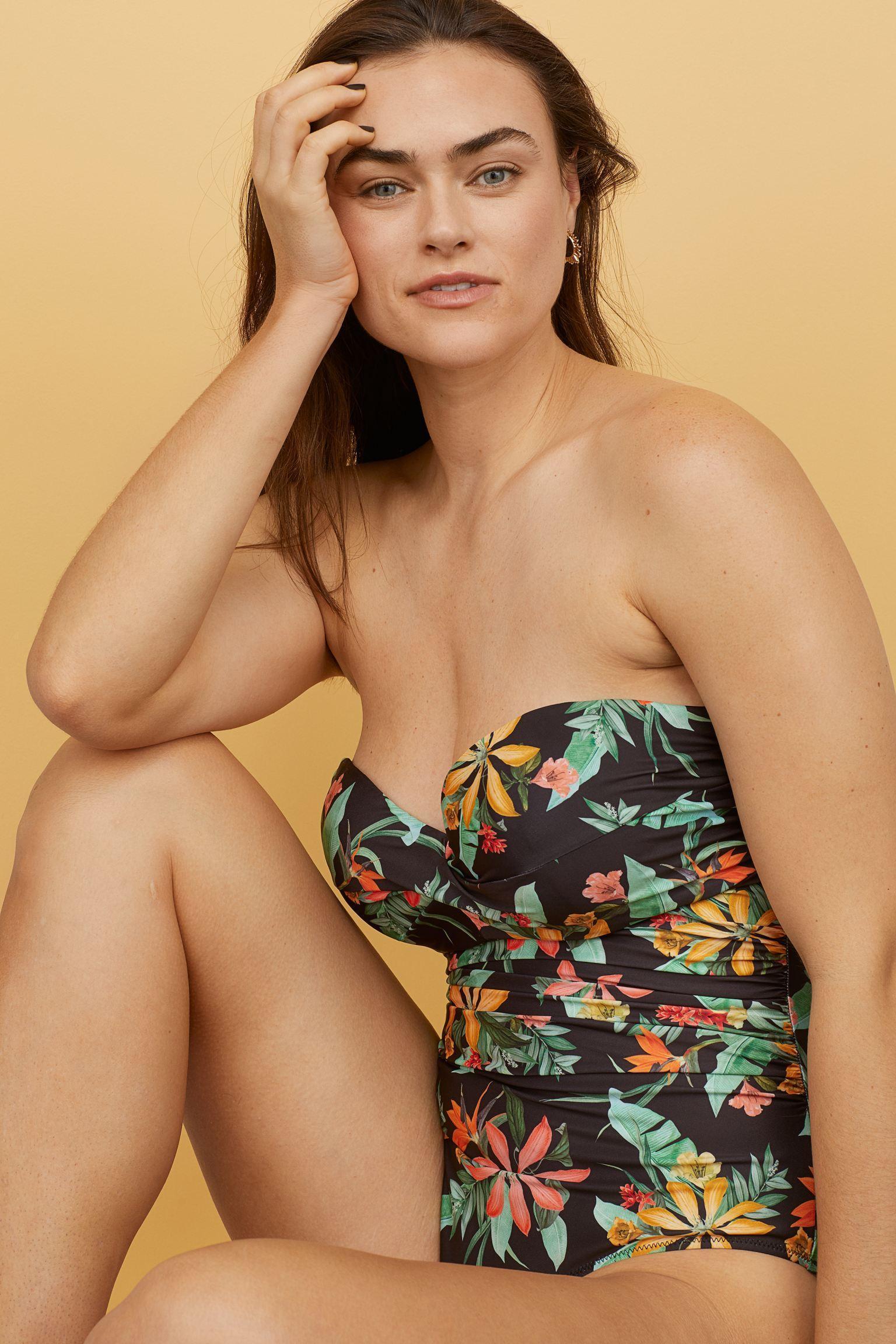 Отзыв на Shape-Badeanzug из Интернет-Магазина H&M