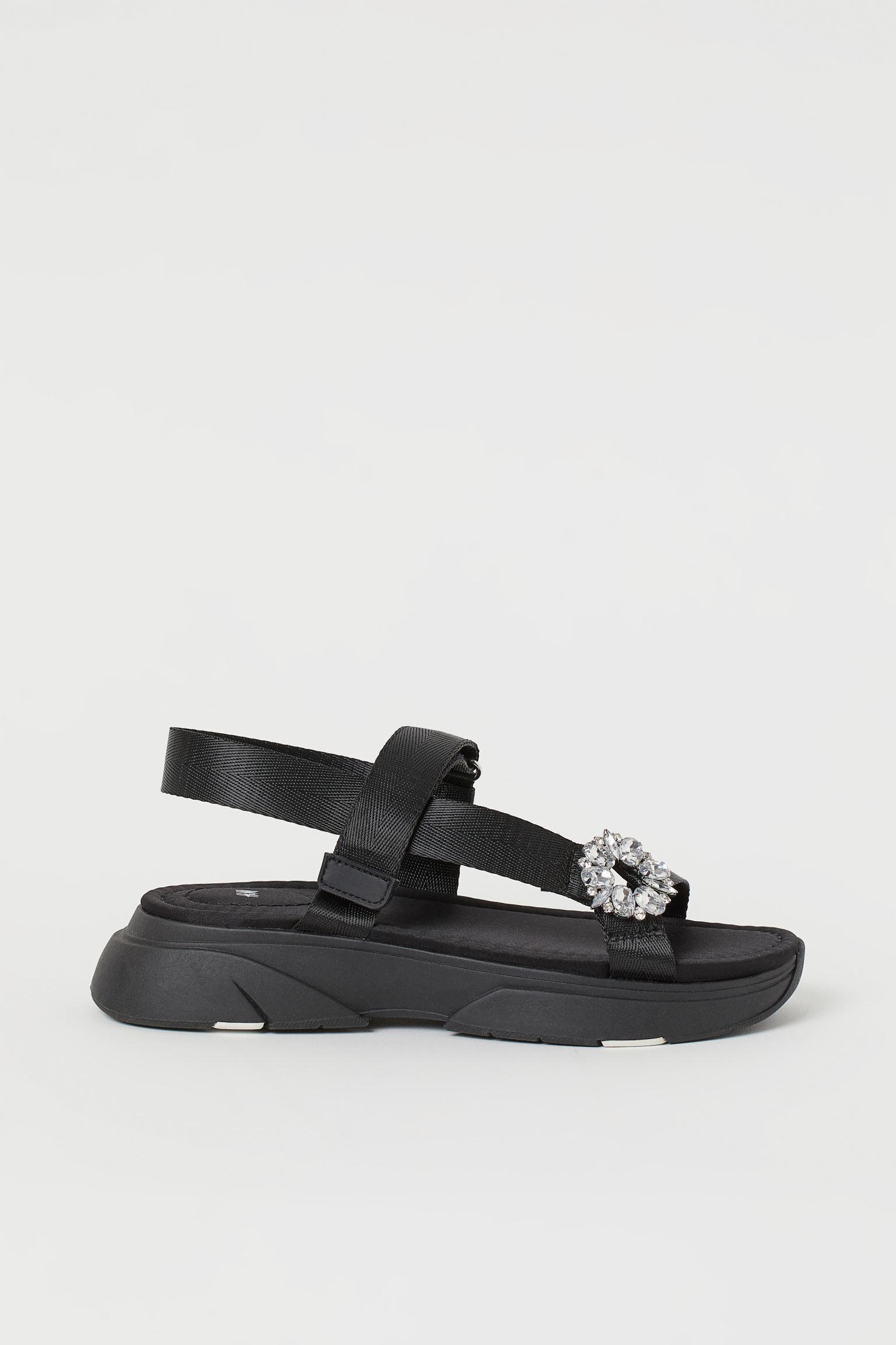 Отзыв на Sneaker-Sandalen из Интернет-Магазина H&M