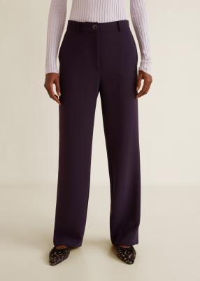 Отзыв на Прямые штаны из Интернет-Магазина MANGO Outlet