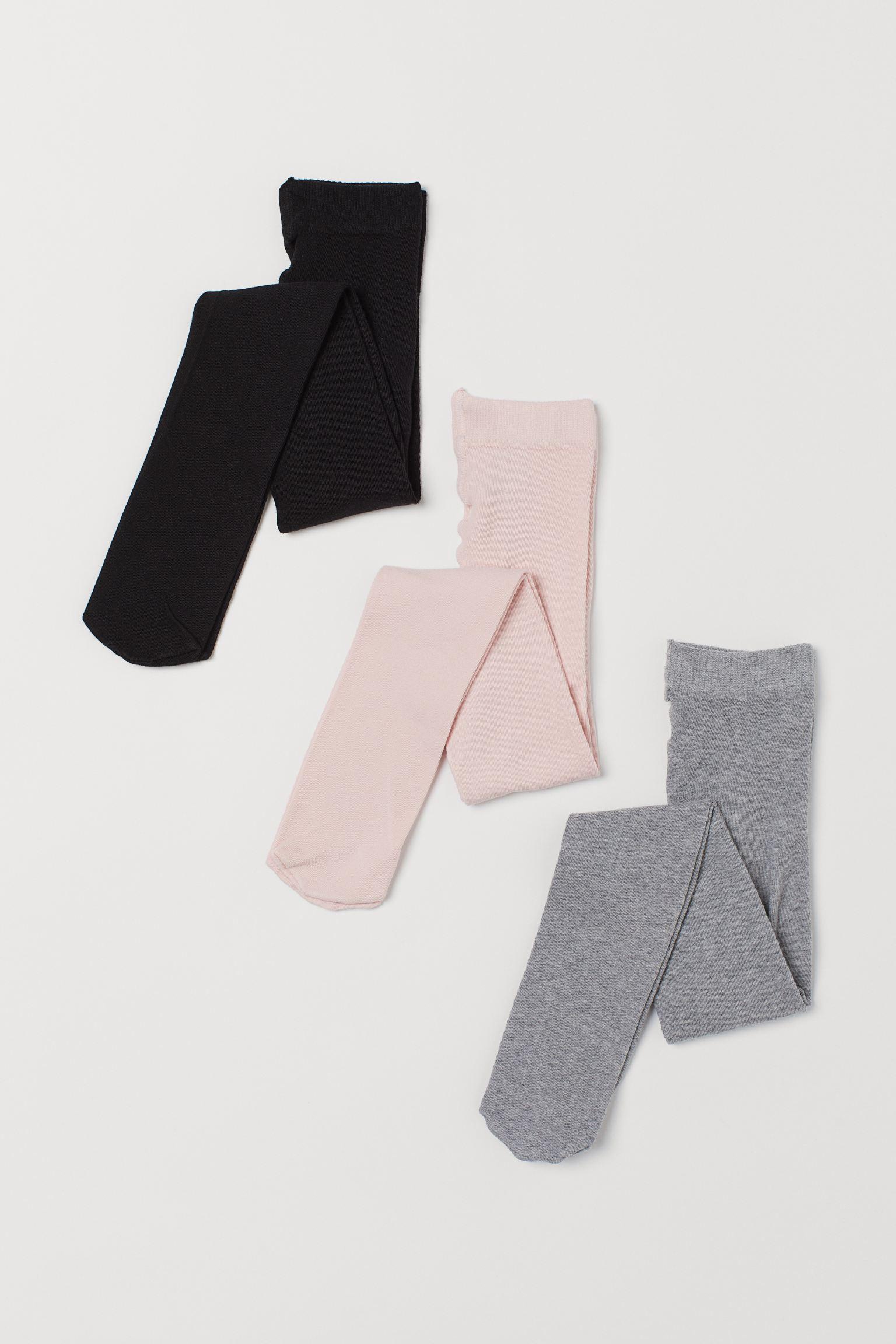 Отзыв на 3-Pack Feinstrick-Strumpfhosen из Интернет-Магазина H&M