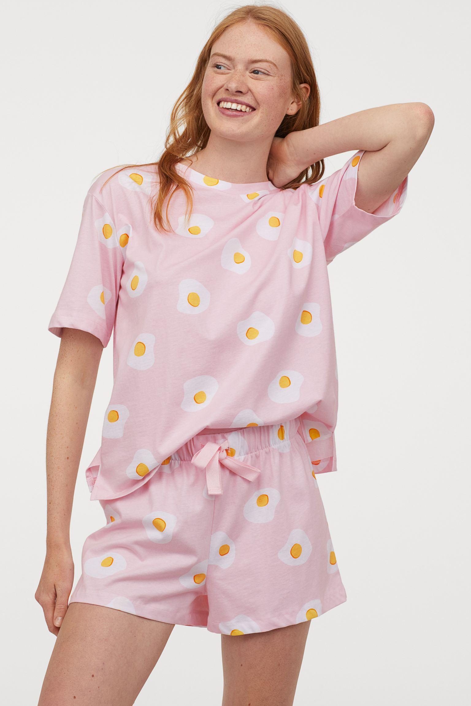 Отзыв на Пижама с из Интернет-Магазина H&M