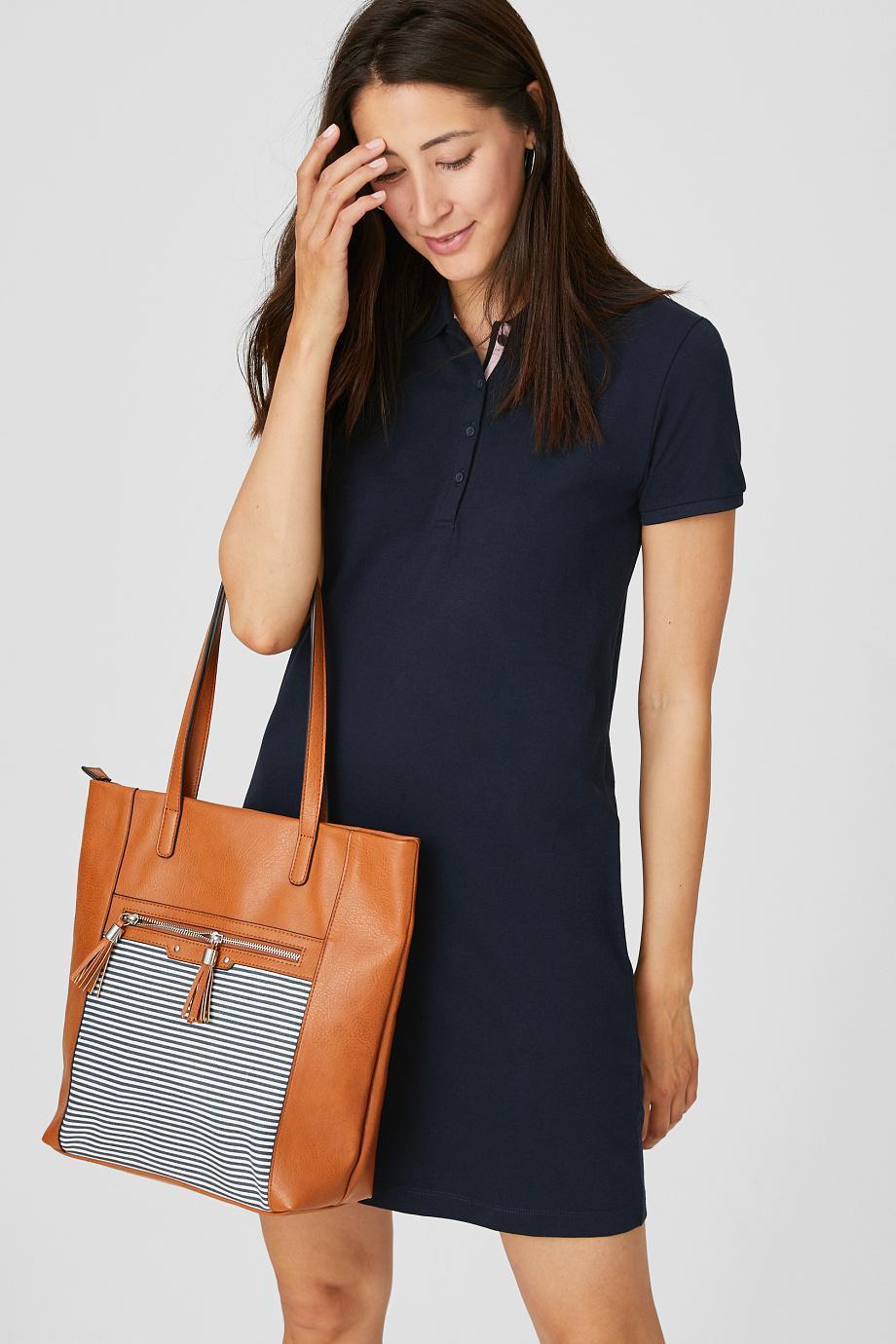 Отзыв на Basic-Kleid - Bio-Baumwolle из Интернет-Магазина C&A