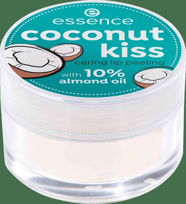 Отзыв на Lippenpflege coco kiss caring lip peeling Coconut Beauty 01, 11 g из Интернет-Магазина DM