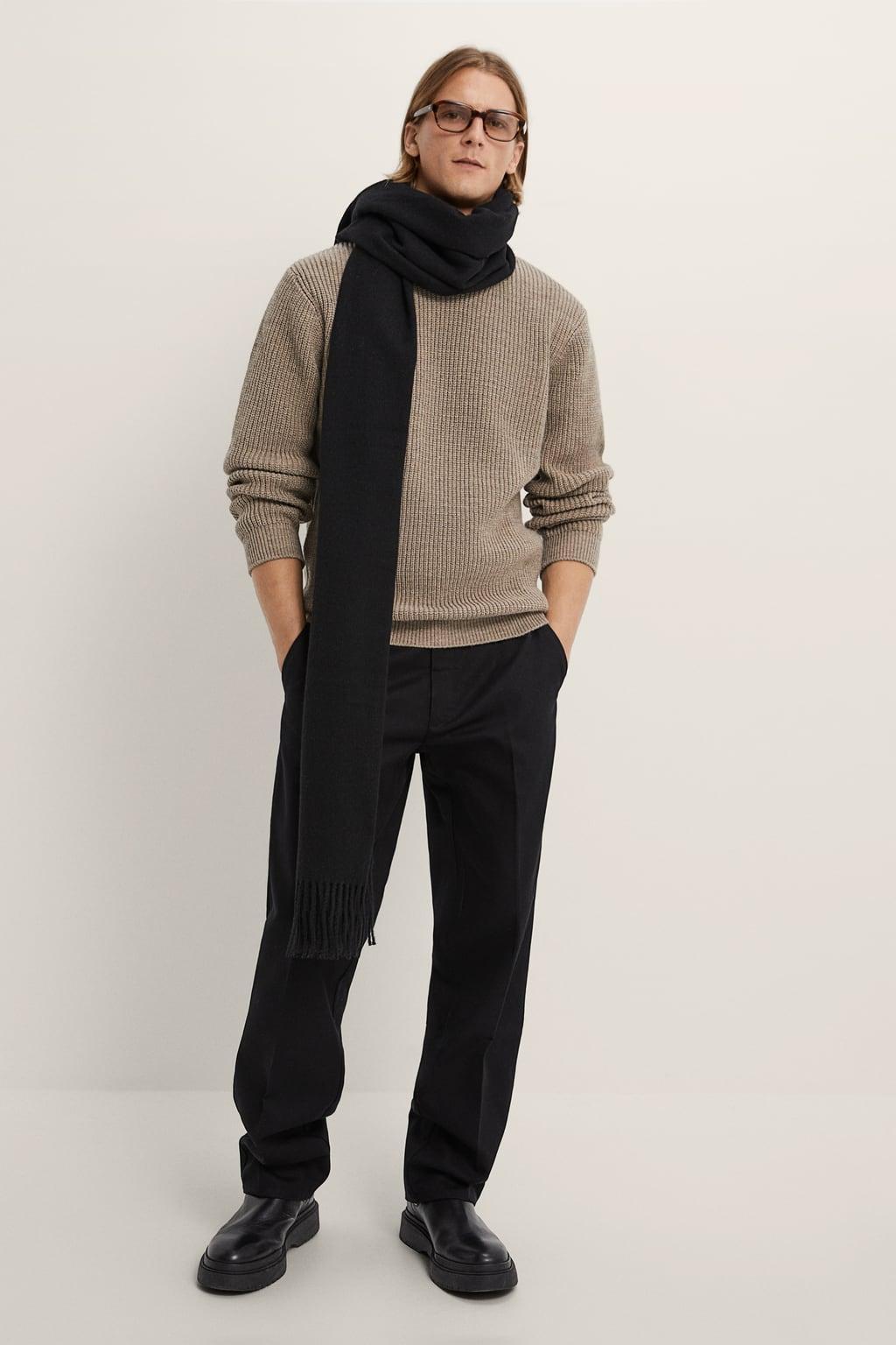 Отзыв на Пуловер со структурным узором из Интернет-Магазина Zara