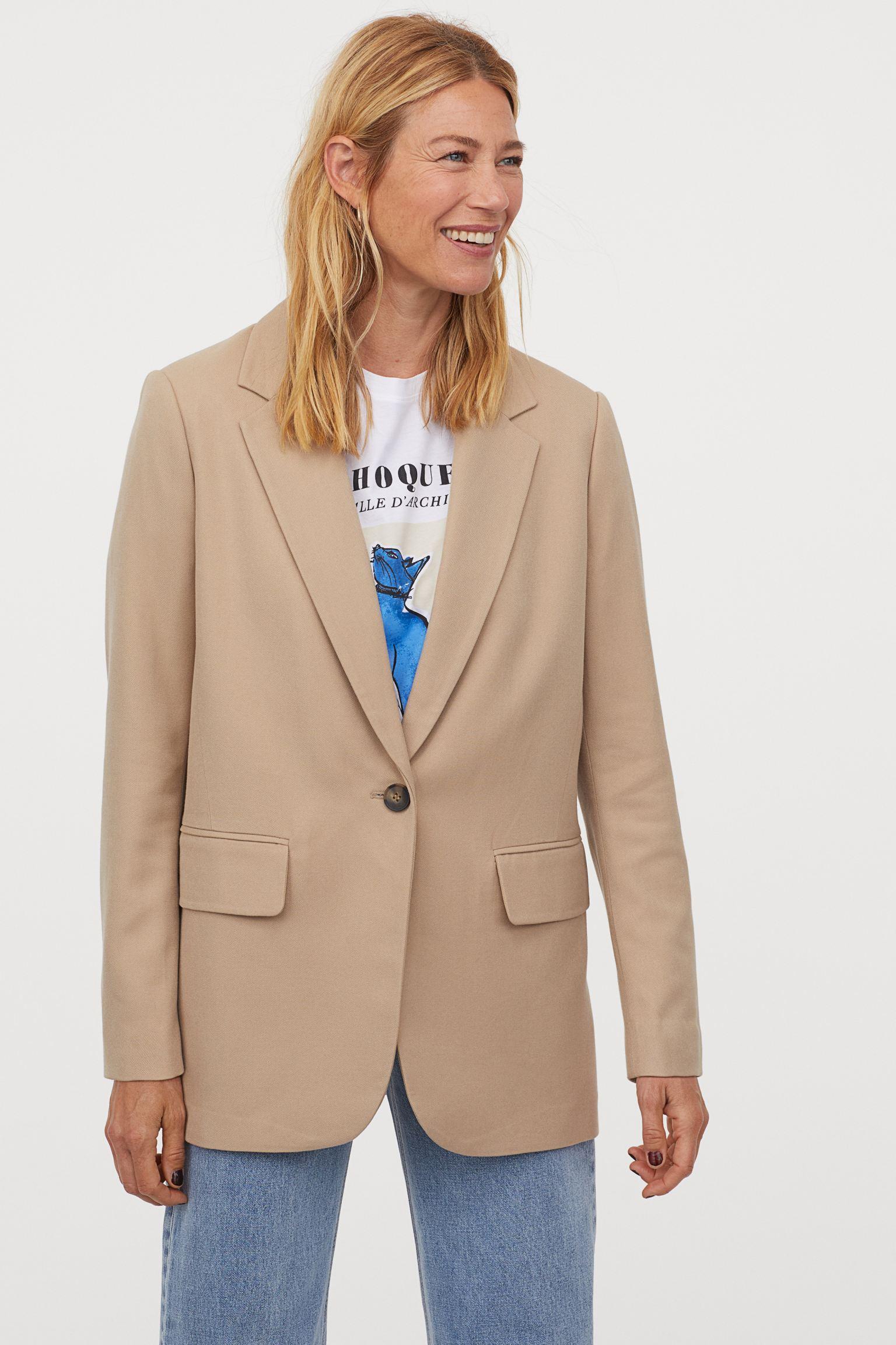 Отзыв на Oversize-Blazer из Интернет-Магазина H&M