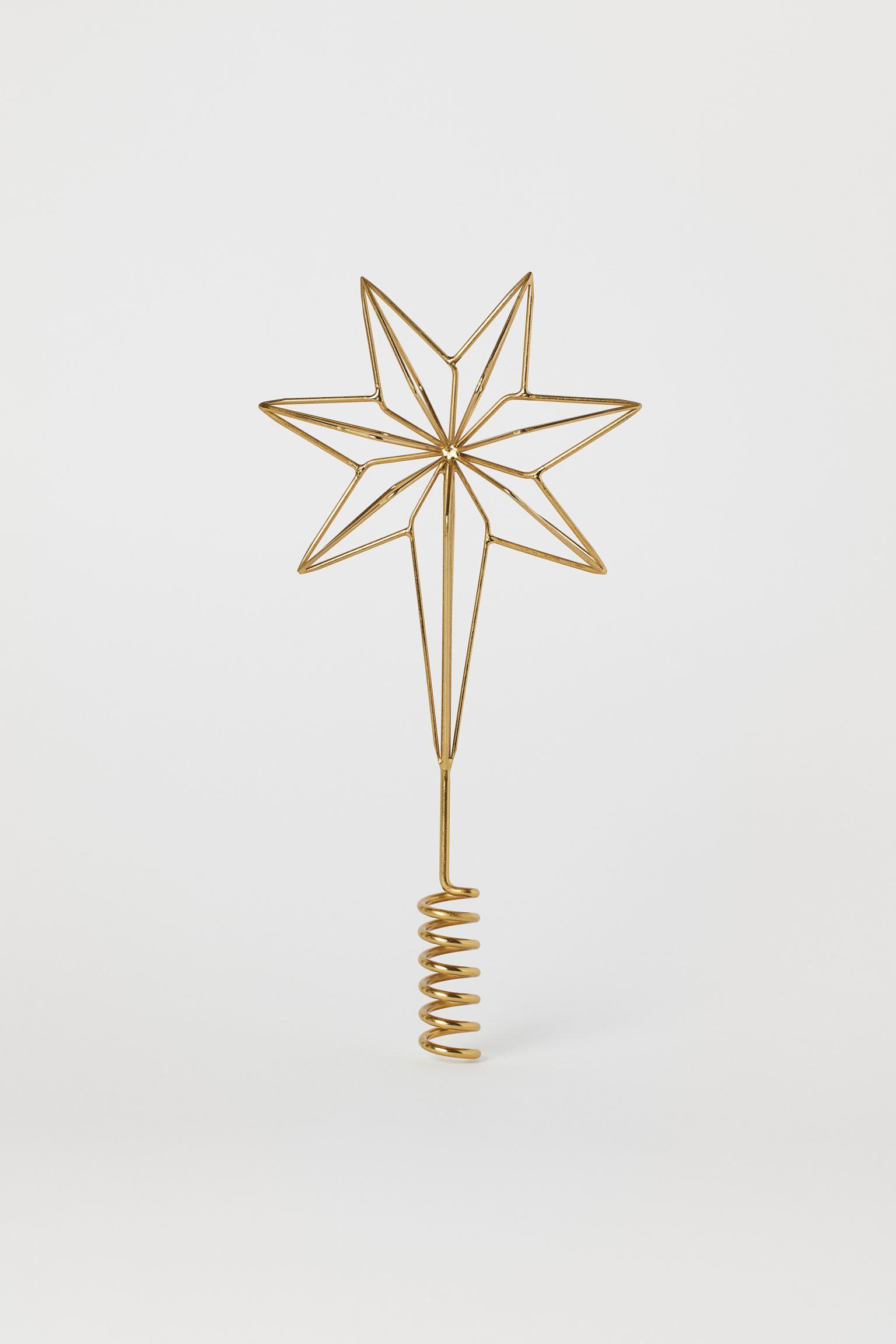 Отзыв на Weihnachtsbaumstern из Интернет-Магазина H&M