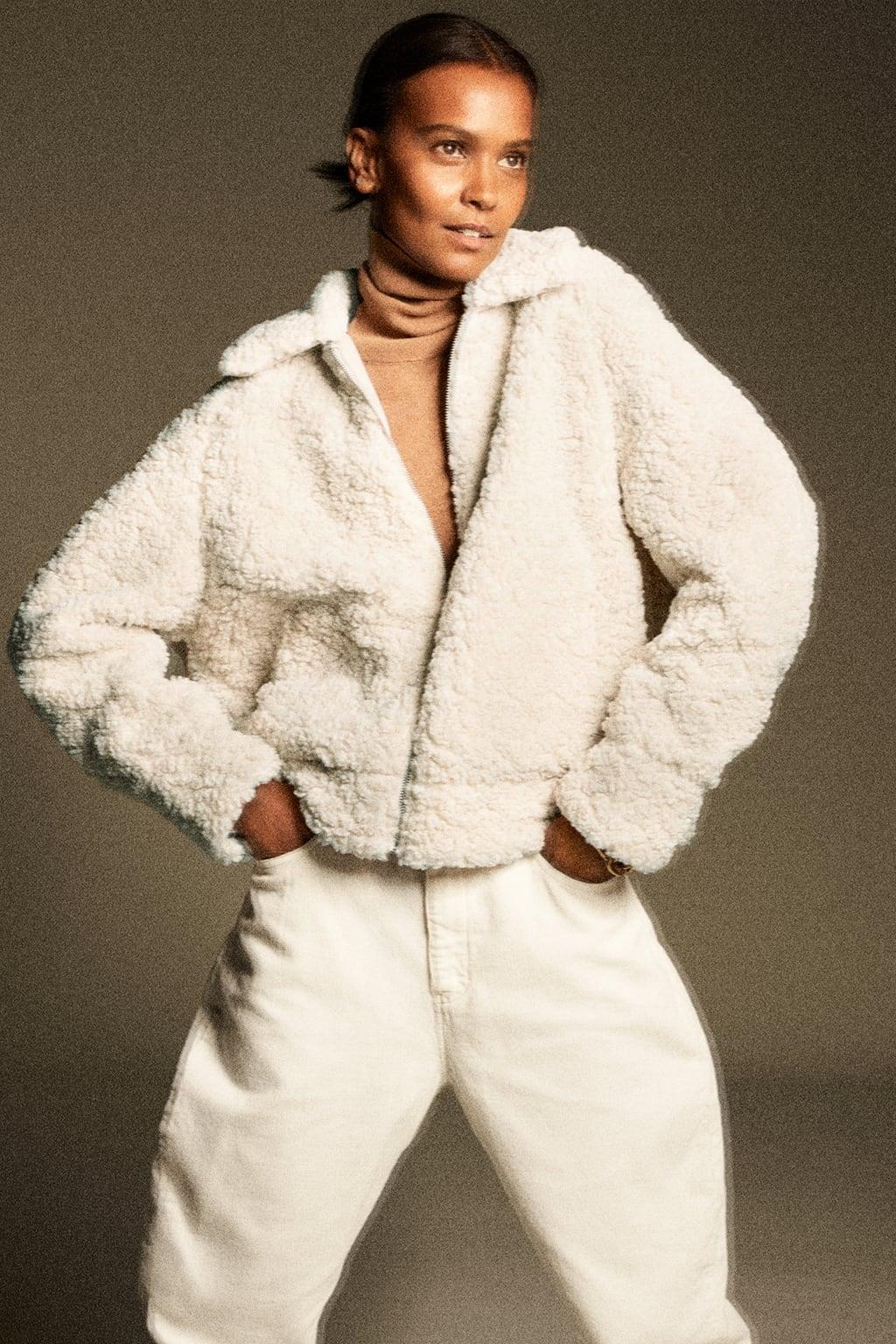 Отзыв на Укороченные куртка с из Интернет-Магазина Zara