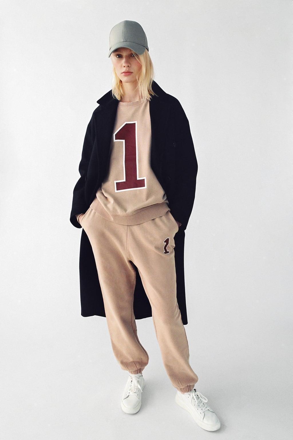 Отзыв на Спортивные штаны из Интернет-Магазина Zara