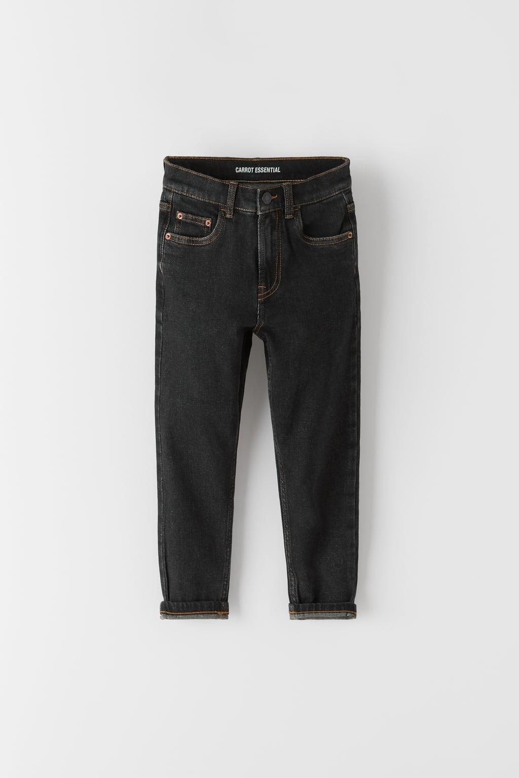 Отзыв на CARROT-FIT-JEANS – ESSENTIAL из Интернет-Магазина Zara