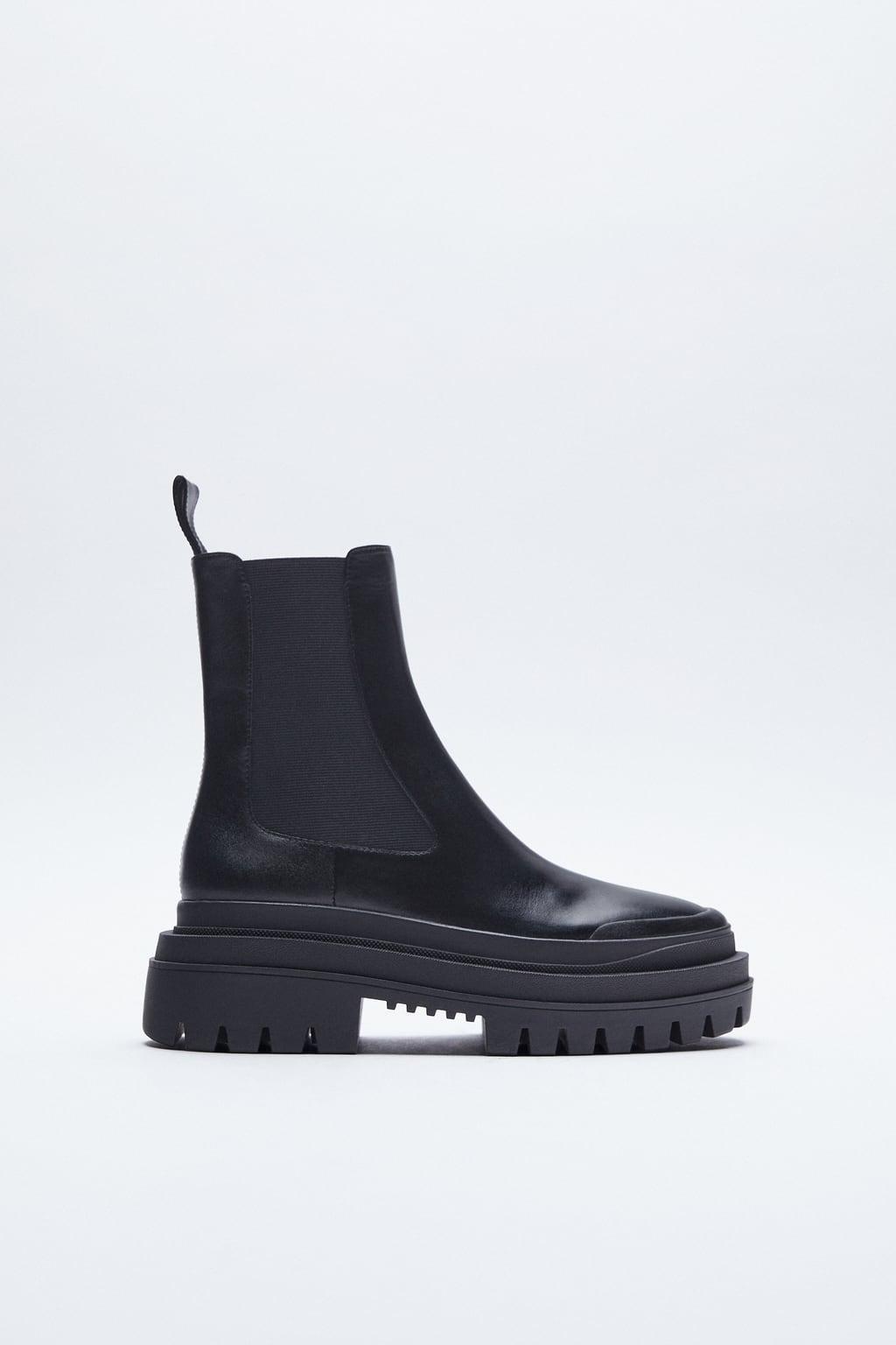 Отзыв на Ботильоны из Интернет-Магазина Zara