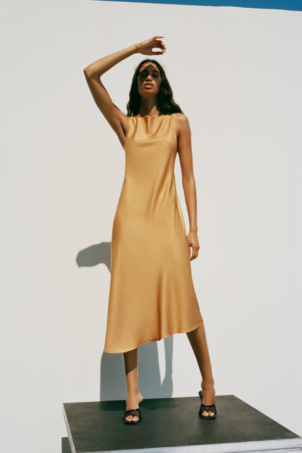 Отзыв на Платье из Интернет-Магазина Zara
