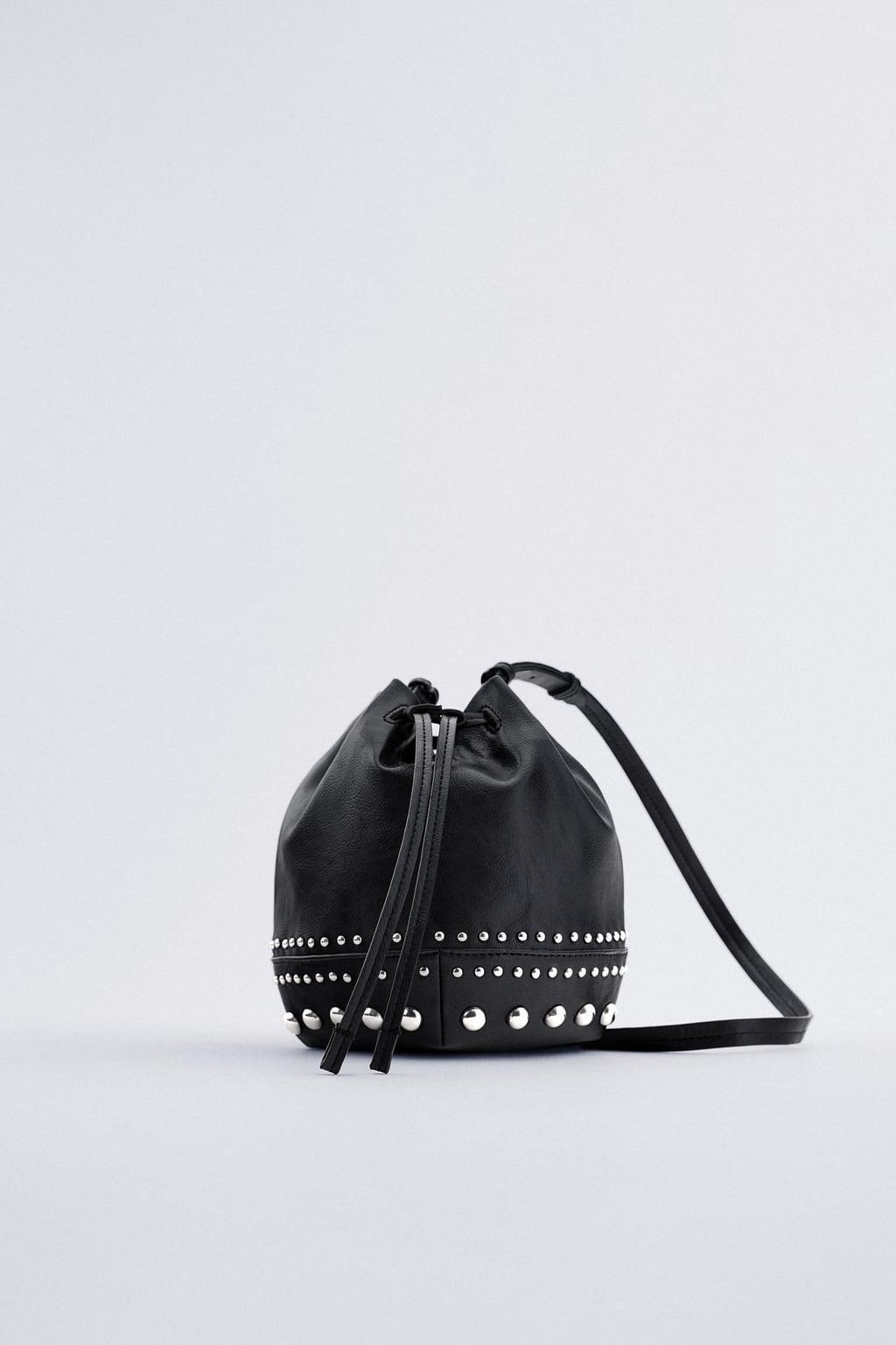 Отзыв на Сумка большая с заклепками из Интернет-Магазина Zara