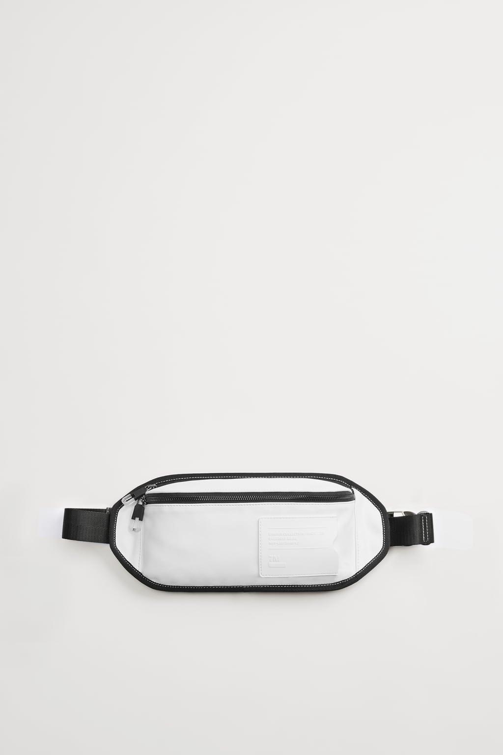 Отзыв на CROSSBODY BELT BAG WITH TOPSTITCHING из Интернет-Магазина Zara