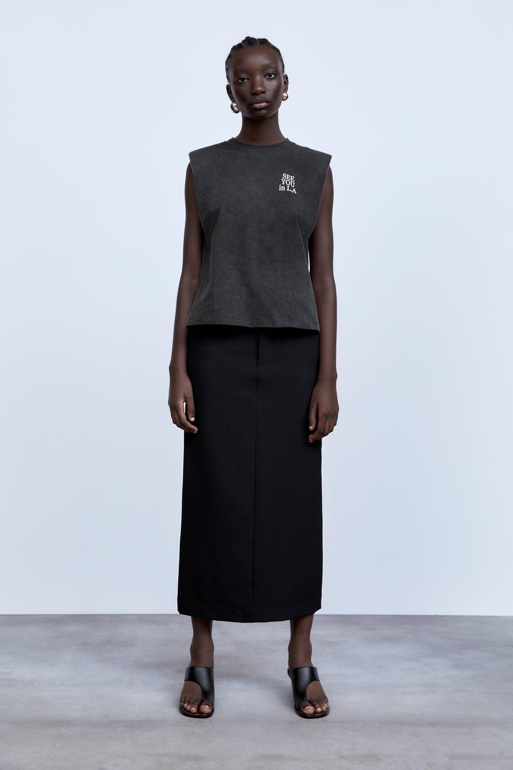Отзыв на Топ из Интернет-Магазина Zara
