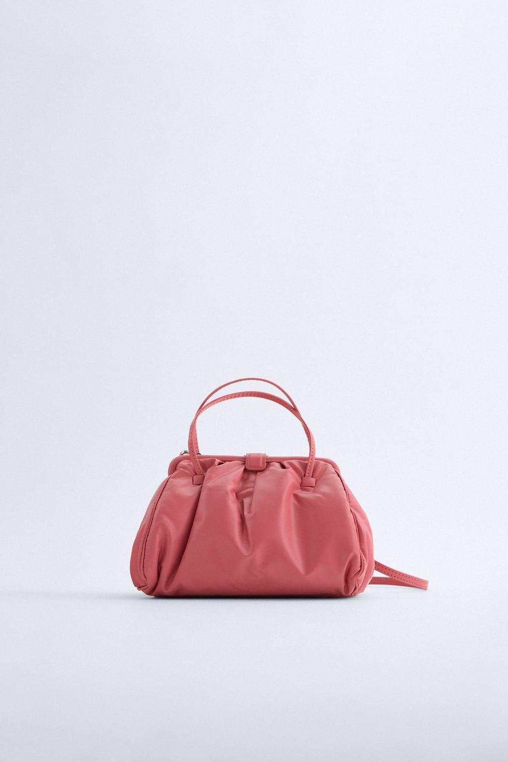 Отзыв на Сумка через плечо с из Интернет-Магазина Zara
