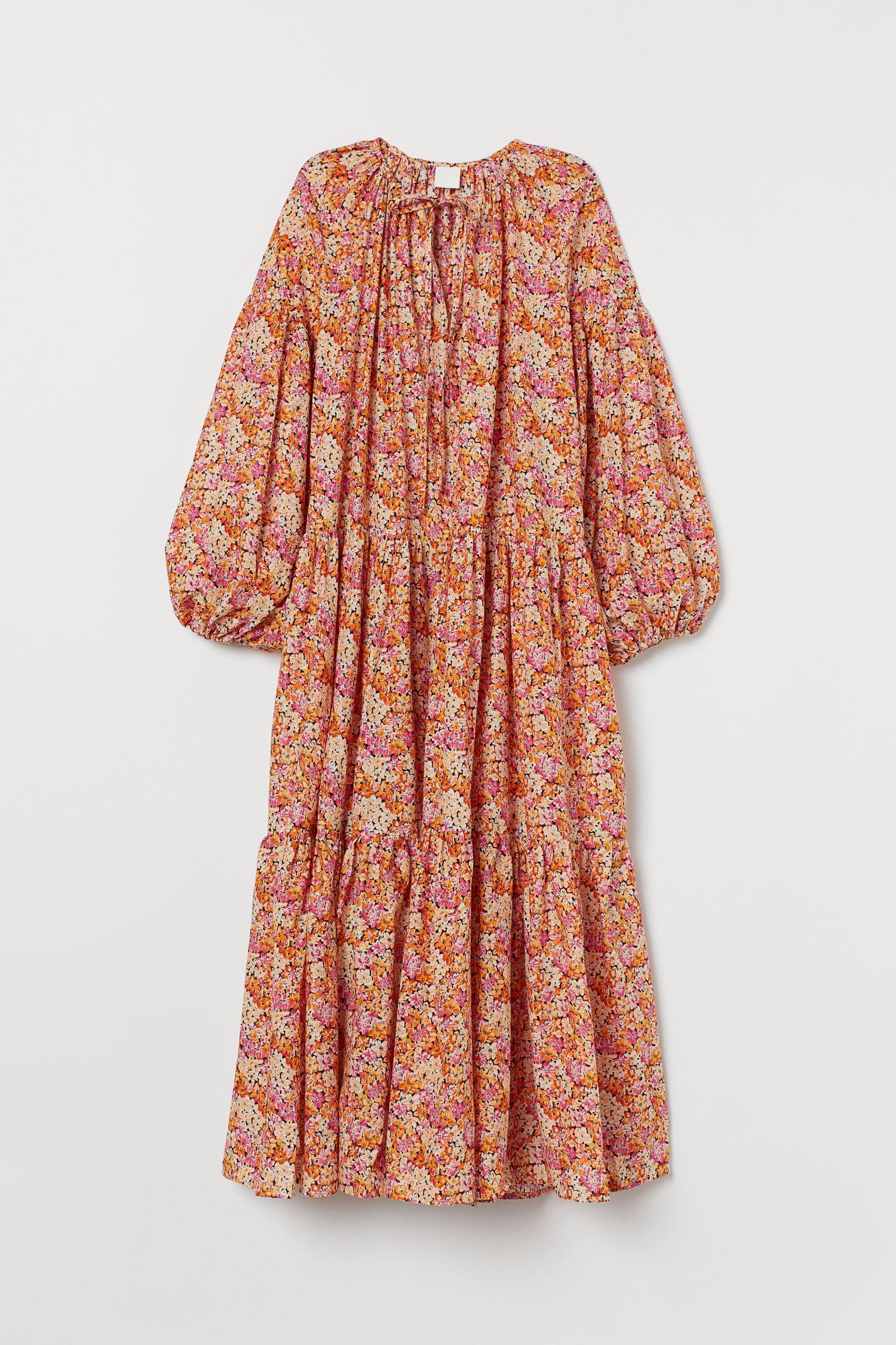 Отзыв на Платье хлопковое с из Интернет-Магазина H&M
