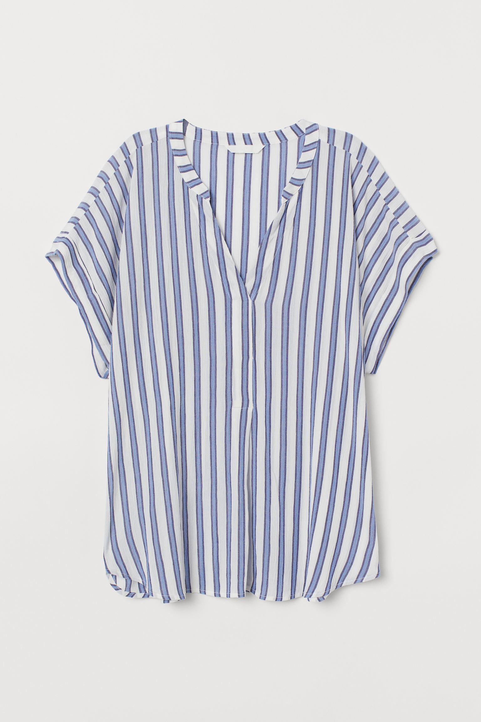 Отзыв на Блузка из Интернет-Магазина H&M