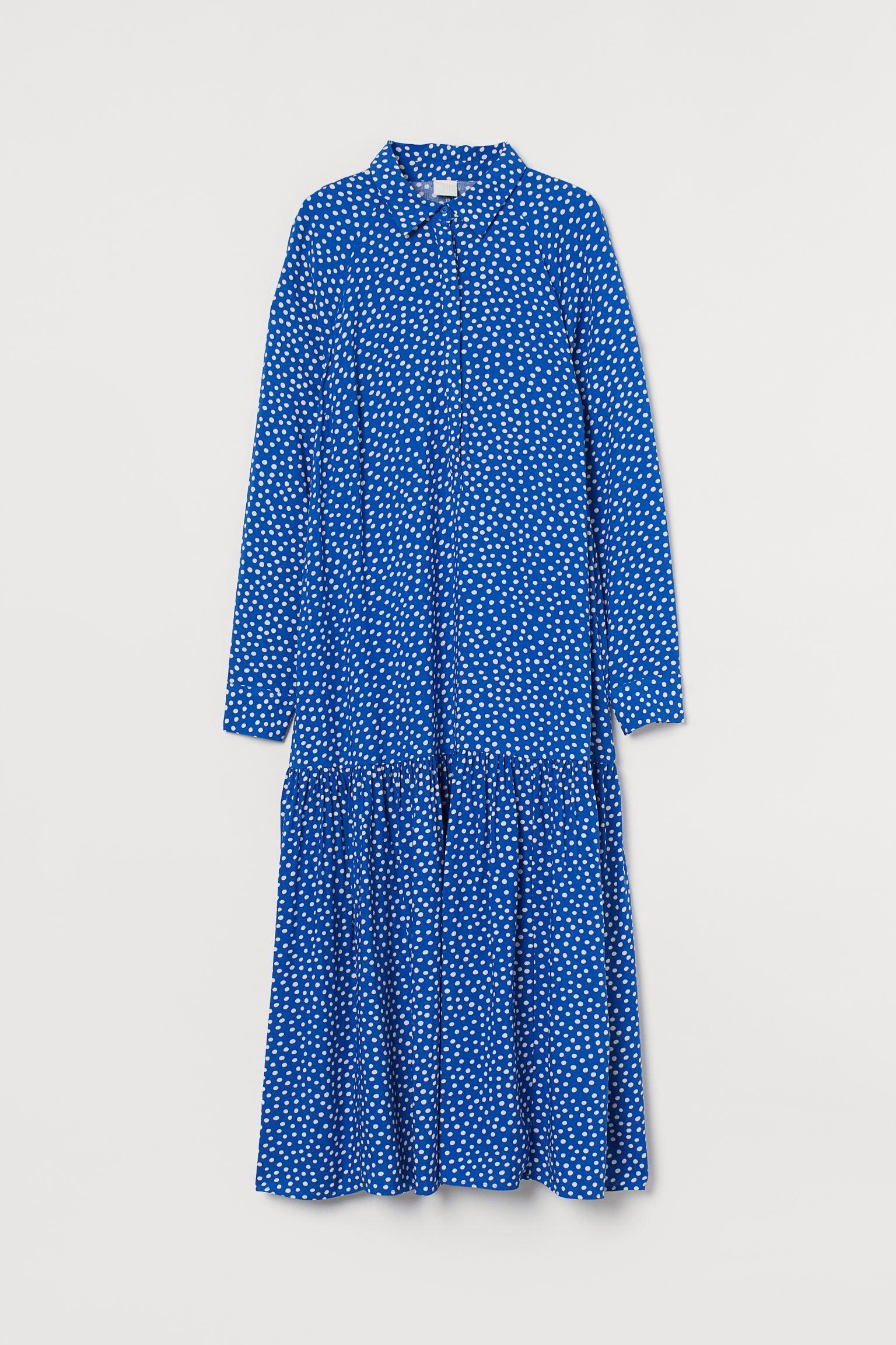 Отзыв на Платье в горох, S из Интернет-Магазина H&M