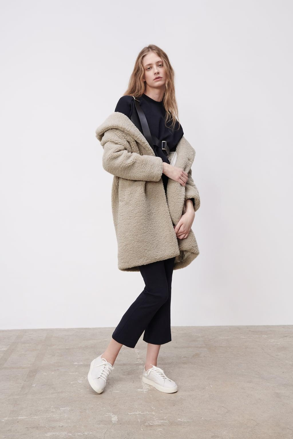 Отзыв на Пальто с из Интернет-Магазина Zara