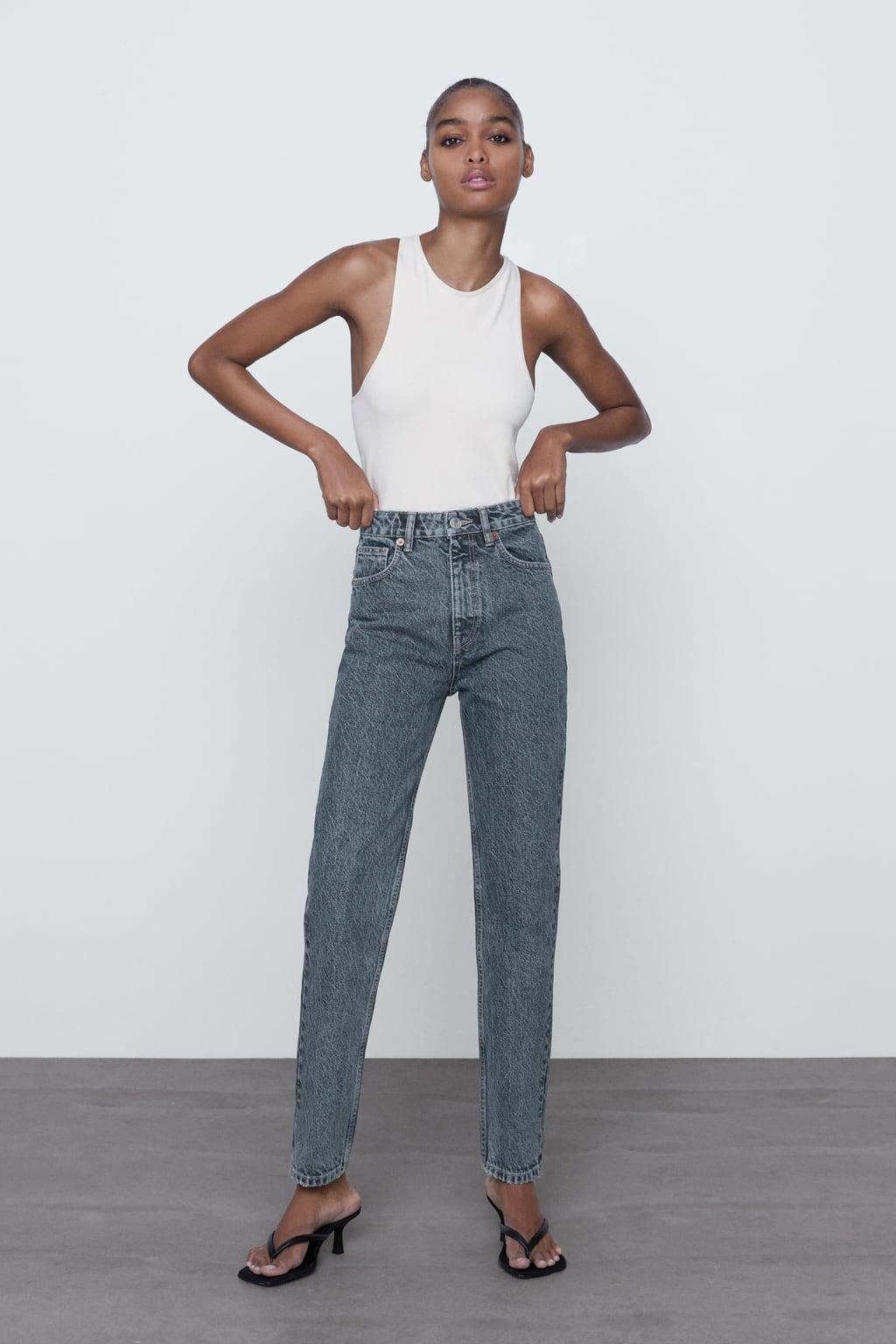 Отзыв на MOM-FIT-JEANS из Интернет-Магазина Zara