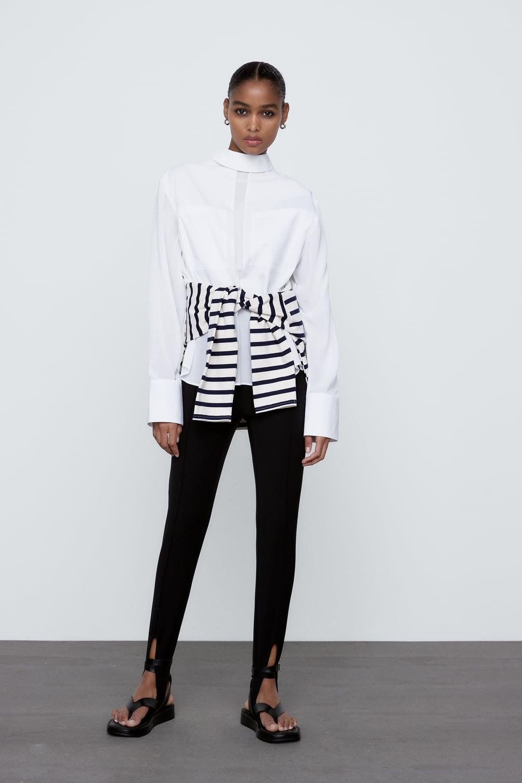 Отзыв на Леггинсы из Интернет-Магазина Zara