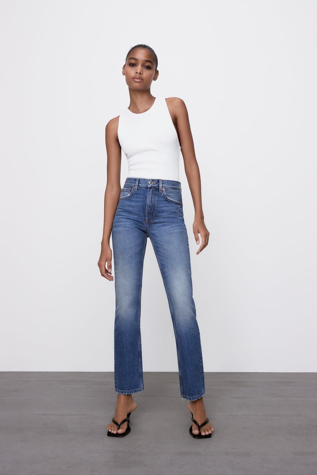 Отзыв на Джинсы    Slim из Интернет-Магазина Zara